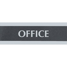 Series Office Sign