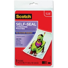 Self-sealing Photo