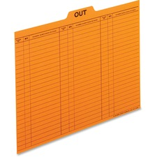 Top-Tab File Folder