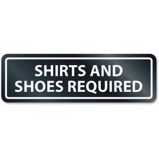 Shirts/Shoes Reqrd