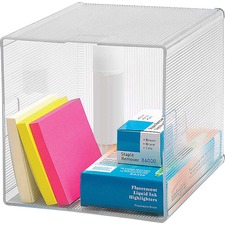 Clear Cube Storage