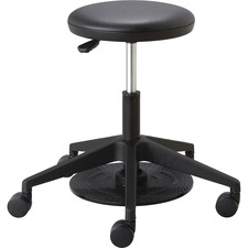 Lab Stool with Foot